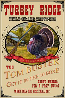 Photograph - Turkey Ridge Arms Company by TL Mair