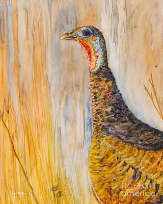 Painting - Turkey Watch by Jan Killian