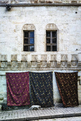 Turkish Carpets Art Print