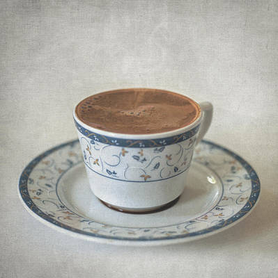Photograph - Turkish Coffee by Taylan Apukovska