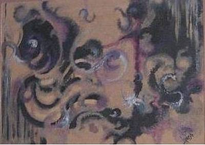 Painting - Turmoil by Linda Ferreira