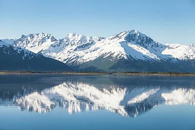 Alaska Photograph - Turnagain Arm, Alaska by Scott Slone