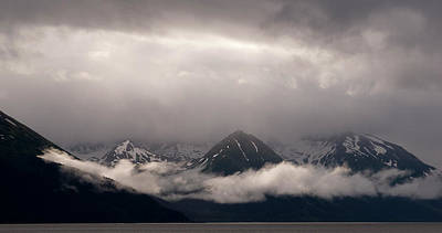 Turnagain Arm Art Print by Andy-Kim Moeller