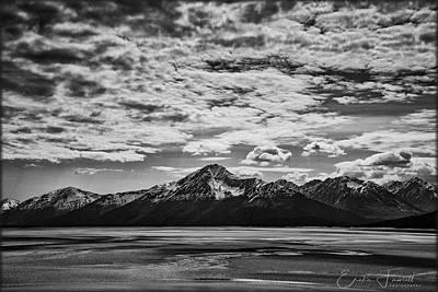 Photograph - Turnagain Arm Mud Flats by Erika Fawcett