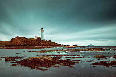 Turnberry Lighthouse Art Print