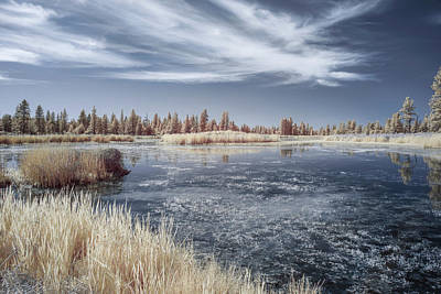 Photograph - Turnbull Waters by Jon Glaser