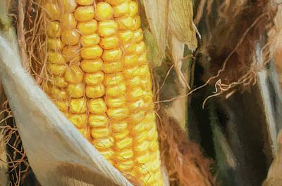 Roaring Red - Turner Corn by Jim Love