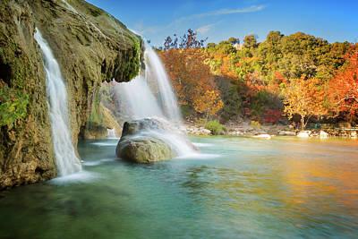 Photograph - Turner Falls Ixx by Ricky Barnard