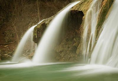 Photograph - Turner Falls Xxvi by Ricky Barnard