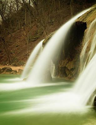 Photograph - Turner Falls Xxvii by Ricky Barnard