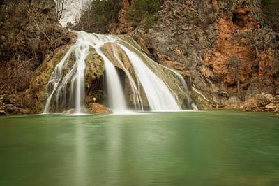 Photograph - Turner Falls Xxviii by Ricky Barnard