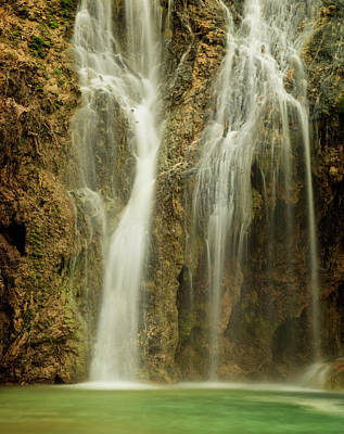 Photograph - Turner Falls Xxx by Ricky Barnard