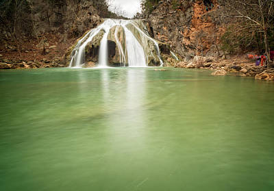 Photograph - Turner Falls Xxxii by Ricky Barnard