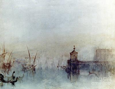 Photograph - Turner: Venice, 1840 by Granger