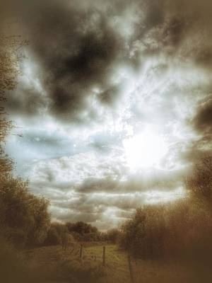 Photograph - Turners Country by Isabella F Abbie Shores