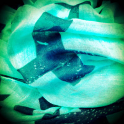 Photograph - Turquoise by Cristina Stefan