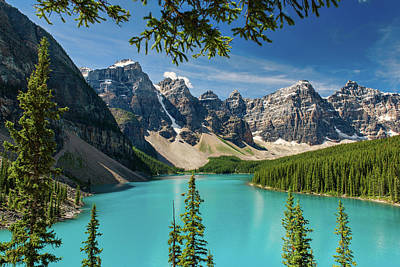 Photograph - Turquoise Glimmer by Michael Blanchette
