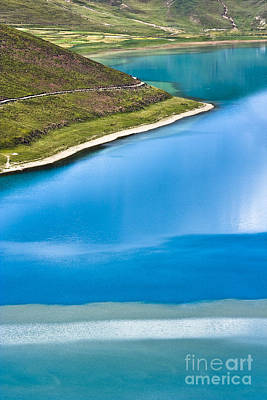Photograph - Turquoise Water by Hitendra SINKAR
