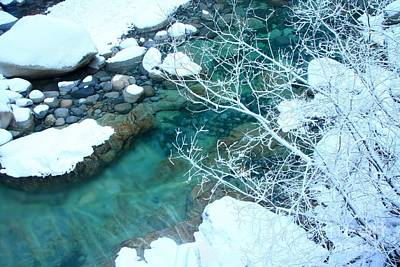 Photograph - Turquoise Waters by Frank Townsley
