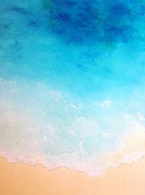 Painting - Turquoise Waters by Karyn Robinson