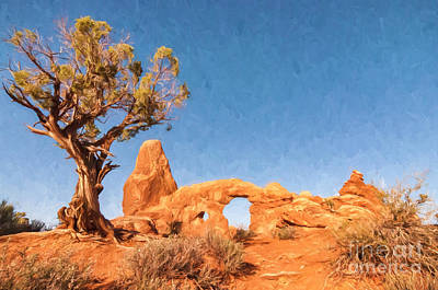 Photograph - Turret Arch IIi by Sharon Seaward