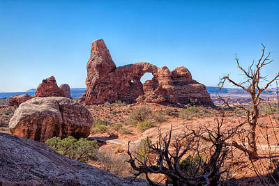 Photograph - Turret Arch by John M Bailey