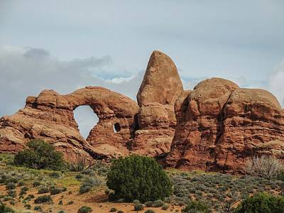 Photograph - Turret Arch by NaturesPix