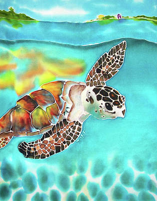 Turtle Creek Art Print