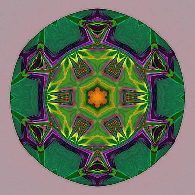 Tropical Turtles Art Print by Bob  Eige