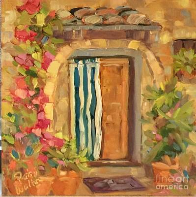 Painting - Tuscan Charm by Patsy Walton