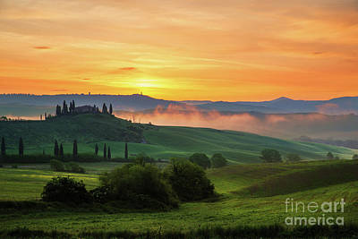 Photograph - Tuscan Dream II by Yuri Santin