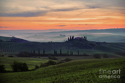 Photograph - Tuscan Dream by Yuri Santin