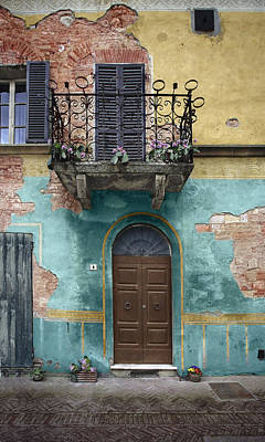 Tuscan Entrance 5 Art Print by Al Hurley