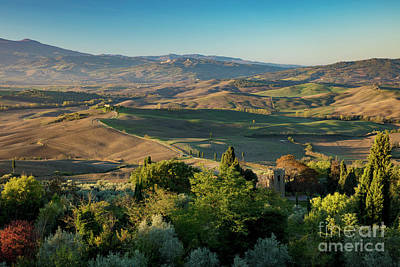 Tuscan View Print by Brian Jannsen