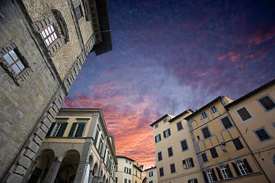 Photograph - Tuscany Architecture by Al Hurley