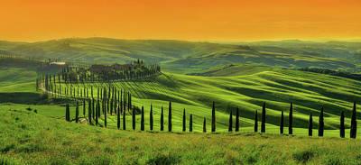 Photograph - Tuscany Awaits by Midori Chan