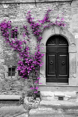 Photograph - Tuscany Casa by Al Hurley