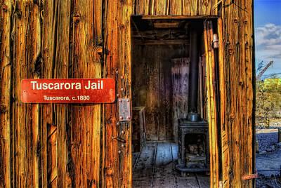 Tuscarora Jail Art Print