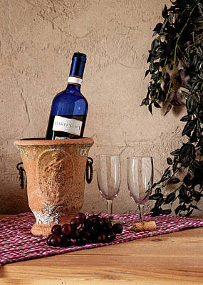 Ira Marcus Royalty-Free and Rights-Managed Images - Tuscan Treat by Ira Marcus