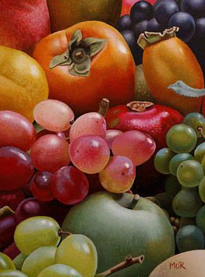 Tutti Frutti Original by Dietrich Moravec