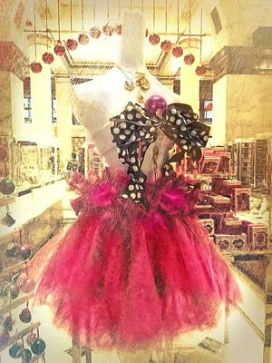 Photograph - Tutu In Pink by Alice Gipson