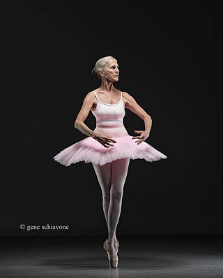 Photograph - Tutu In Pink by Nancy Taylor