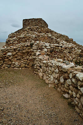 Photograph - Tuzigoot Ruins No. 1 by David Gordon