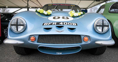Photograph - Tvr Griffith 400 by Robert Phelan