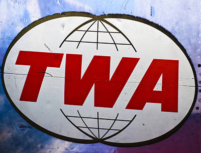 Photograph - TWA by Christi Kraft
