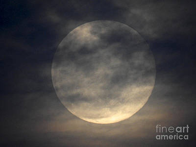 Photograph - Twas The Night Before A Full Moon by Kate Purdy