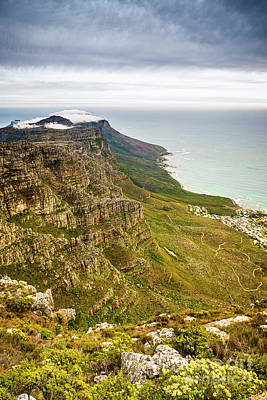 Photograph - Twelve Apostles South Africa by Tim Hester