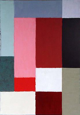 Racei Painting - Twelve by Yuri Yudaev-Racei