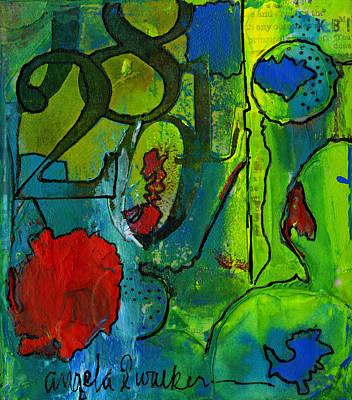 Painting - Twenty-eight by Angela L Walker