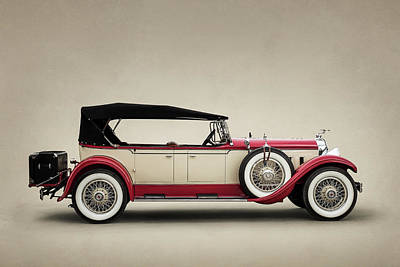 Digital Art - Twenty-nine Packard  by Douglas Pittman